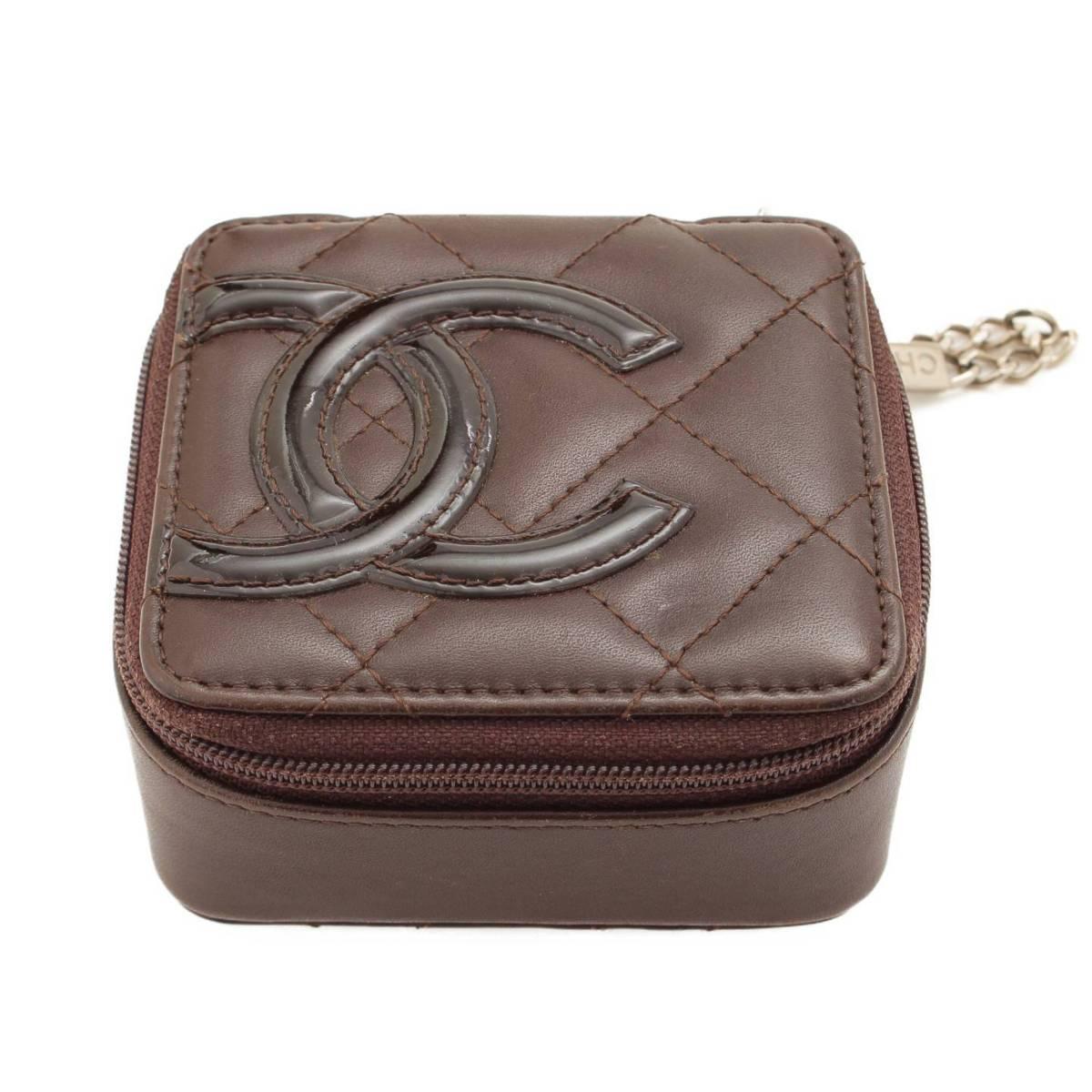 レディースバッグ, 化粧ポーチ Chanel 10 90737
