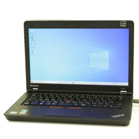 【ソノタ】 Lenovo Thinkpad E420/i5/16GB/ 高速 新品 SSD 240GB/Webカメラ/14インチ/office2013 【中古】【鑑定済・正規品保証】96732