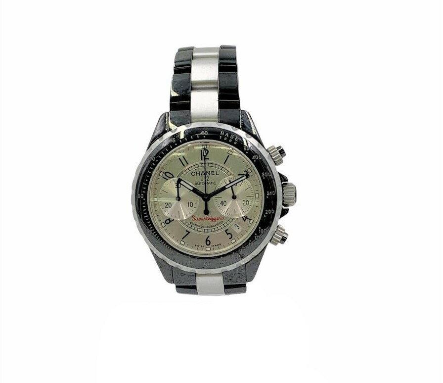 腕時計, メンズ腕時計 CHANEL AT 41mm17.5cm H1624BSI-3912