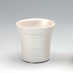パールポットキュート【花器】【ベース】【花材】【資材】 【陶器】【ハーバリウム】