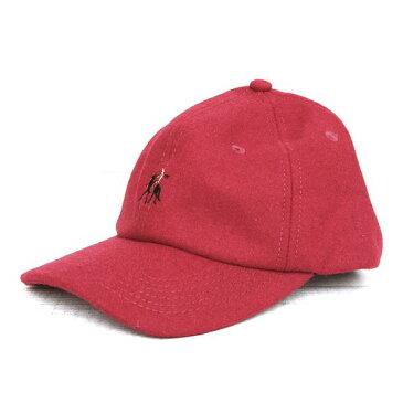 Nasngwam(ナスングワム) GERONIMO CAP WOOL (バーガンディ)(ジェロニモキャップ)