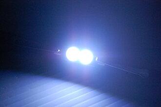貼片燈燈泡單 42 毫米貼片光顏色: 白色貼片