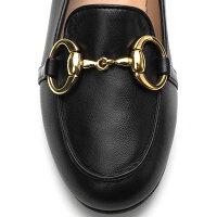 【UNISAmadeinspain】スペイン製☆なめらかなサイドカッティングがきれい☆軽やかなレオパードプリントエナメル☆低めヒールのアーモンドトゥパンプス/IVOLY・ヒール5cmインポートアニマルローヒールカジュアル履きやすいレディース
