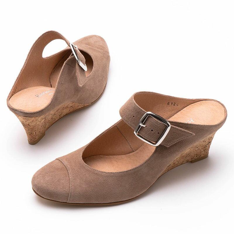 レディース靴, ミュール 23cm24cm25cmHARUNABGS6.5cm
