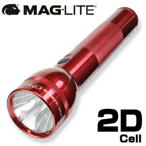 啤酒杯燈手電筒筒 D 細胞 LED 燈 [紅 / 2-D _ (單個儲存格 2)] x d 尺寸電池 | 馬格-LITE 啤酒杯燈方便光戶外手電筒筒電動明亮 LED 光強大災難