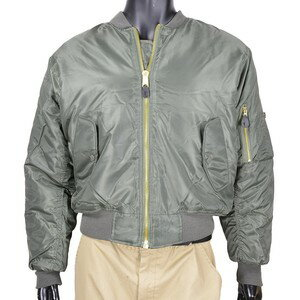 Rothco フライトジャケット MA-1 [ セージグリーン / Sサイズ ] ロスコMA-1 MA-1低価格