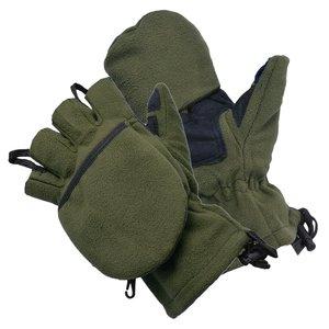Rothco ミトン 防寒手袋 スナイパーグローブ [ オリーブドラブ / Mサイズ ] ACUカモ Lサイズ   革手袋 レザーグローブ 皮製 皮手袋 タクティカルグローブ ミリタリーグローブ デジタルカモフラージュ 迷彩