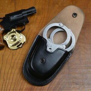 Rothco 手銬箱包革 10081   羅斯科手銬案例鉸鏈的手銬郵袋手銬郵袋手銬郵袋
