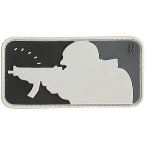 MAXPEDITION パッチ Major League Shooter ベルクロ PVC [ SWAT ] マックスペディション メジャーリーグシューター ミリタリーワッペン ミリタリーパッチ アップリケ 記章 徽章 ラバー スリーブバッジ画像