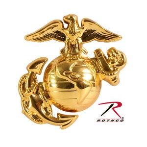 Rothco大頭針徽章2754海軍陸戰隊大頭針軍事徽章軍事批量徽章徽章胸章肩章徽章袖子章臂章級別章