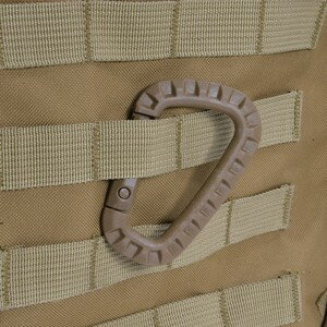 ITW Nexus 釘連結軍事登山扣 [水庫] 樹脂戰術體育戶外配件 (口哨鑰匙圈) 軍事愛好貨物出售出售 NEXUS 郵購郵購