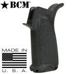 BCM ガンファイターグリップ GUNFIGHTER Mod.3 M4/M16/AR15系対応 [ ブラック ] 米国製 モッド3 ピストルグリップ カスタムパーツ カスタムグリップ ブラボーカンパニー ライフルグリップ 民間カスタム ポリマー製 自動小銃グリップ 銃把 握把