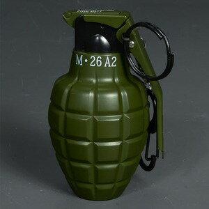 渦輪增壓打火機手榴彈類型橄欖色點煙器手榴彈類型作家手榴彈類型作家手榴彈渦輪輕玩具愛好吸煙者 Zippo 管煙灰缸) 軍事戶外小玩意出售出售愛好收集手榴彈商店