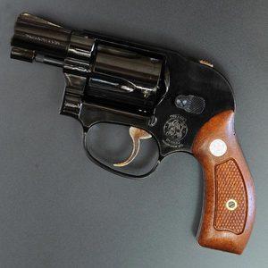 田中模型槍S&W M49保鏢2英寸木星完成田中作品左輪手槍手槍手槍手槍