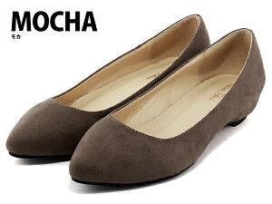 パンプスインヒールパンプス◆ff122◆(レッド赤モカ茶色ネイビー青紺ブラック黒)ローヒール3cmフラットパンプスポインテッドトゥアーモンドトゥ歩きやすい痛くない履きやすい通勤通学レディース靴