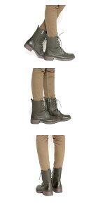 レースアップブーツ◆it1◆(ベージュ/キャメル/ブラウン茶色/ブラック黒/グレー灰色/ネイビー青)編み上げブーツショートブーツフラットぺたんこベタレディース靴大人