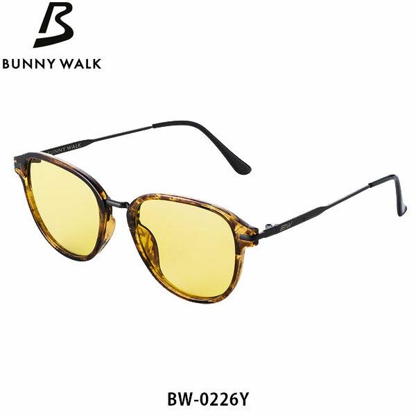 ウェア, 偏光サングラス  BUNNY WALK BW-0226Y YELLOW NIGHT LENS ZEAL OPTICS GLE4580274171409