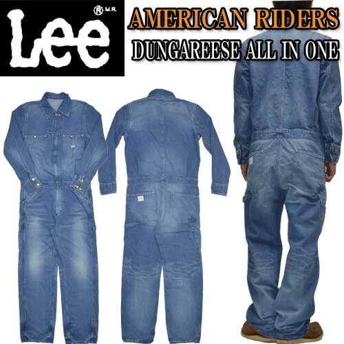 Lee(リー)AMERICAN RIDERS アメリカンライダースLee大定番の名作ワークテイストシリー...