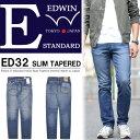 【送料無料】 EDWIN(エドウィン) E STANDARD スリムテ...