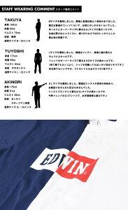 EDWINエドウィンロゴプリント半袖TシャツメンズレディースユニセックスプリントTシャツロゴTシャツクルーネックET5545【楽ギフ_包装】