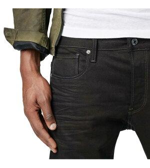 G-STARRAWジースターロウ3301SLIMジーンズブラック黒デニムテーパードスリムボトムスストレッチ51001-6245-001RAWDENIM送料無料【楽ギフ_包装】