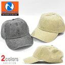 newhattan ニューハッタン ウォッシュ加工 ローキャップ ツイル ベースボールキャップ メンズ レディース ユニセックス キャップ 帽子 1201