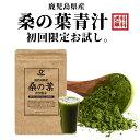 桑の葉茶 粉末 青汁 お得な120g 国産 鹿児島県産 10