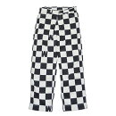WEIRDOCHECKER-PANTS(BLACK)���������ɥ����å����ѥ�ġ�GLADHAND/����åɥϥ�ɡ�