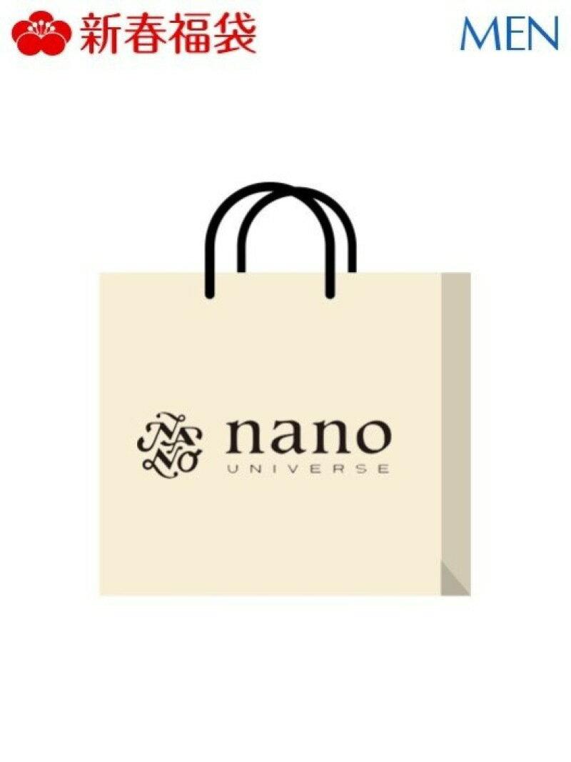 [RakutenFashion][2021新春福袋]nano・universe[MEN]nano・universeナノユニバースその他福袋【送料無料】