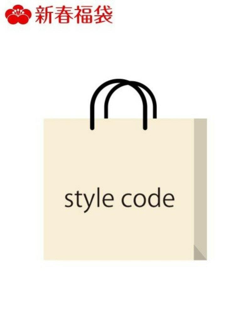 [Rakuten Fashion][2020新春福袋] style code/VANQUISH style code スタイルコード その他 福袋【先行予約】*【送料無料】