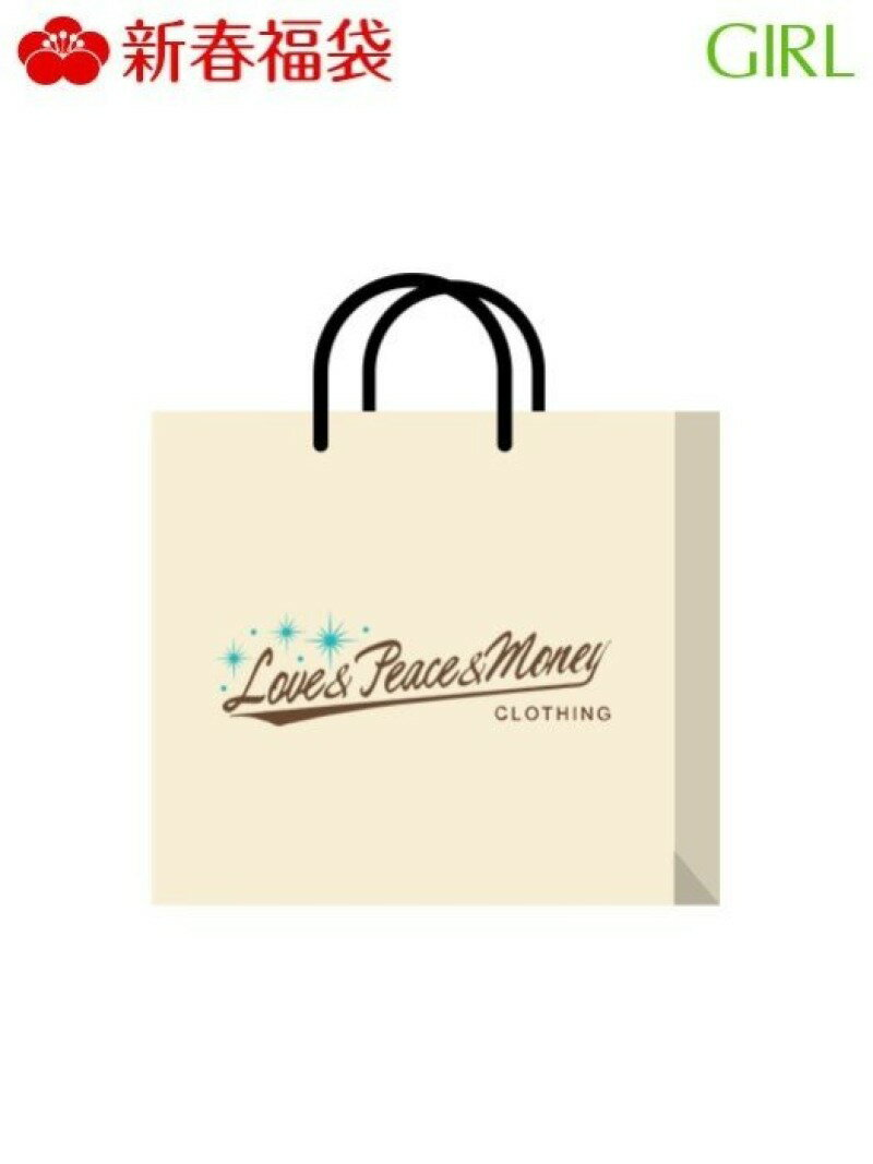 [RakutenFashion][2021新春福袋]Love&Peace&MoneyLove&Peace&Moneyセンスオブワンダーその他福袋【送料無料】
