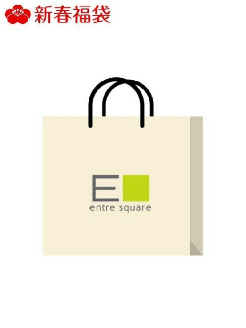 [Rakuten Fashion][2020新春福袋] Barr-co entre square アントレスクエア その他 福袋【先行予約】*【送料無料】