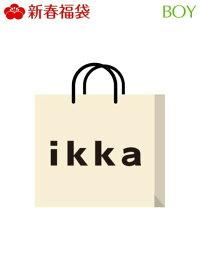 [RakutenFashion][2020新春福袋]ikka[KIDS]ikkaイッカその他福袋ブラックブルーレッド【先行予約】*