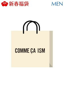 [Rakuten Fashion][2021新春福袋] COMME CA ISM [MEN] A COMME CA ISM コムサイズム その他 福袋【先行予約】*【送料無料】