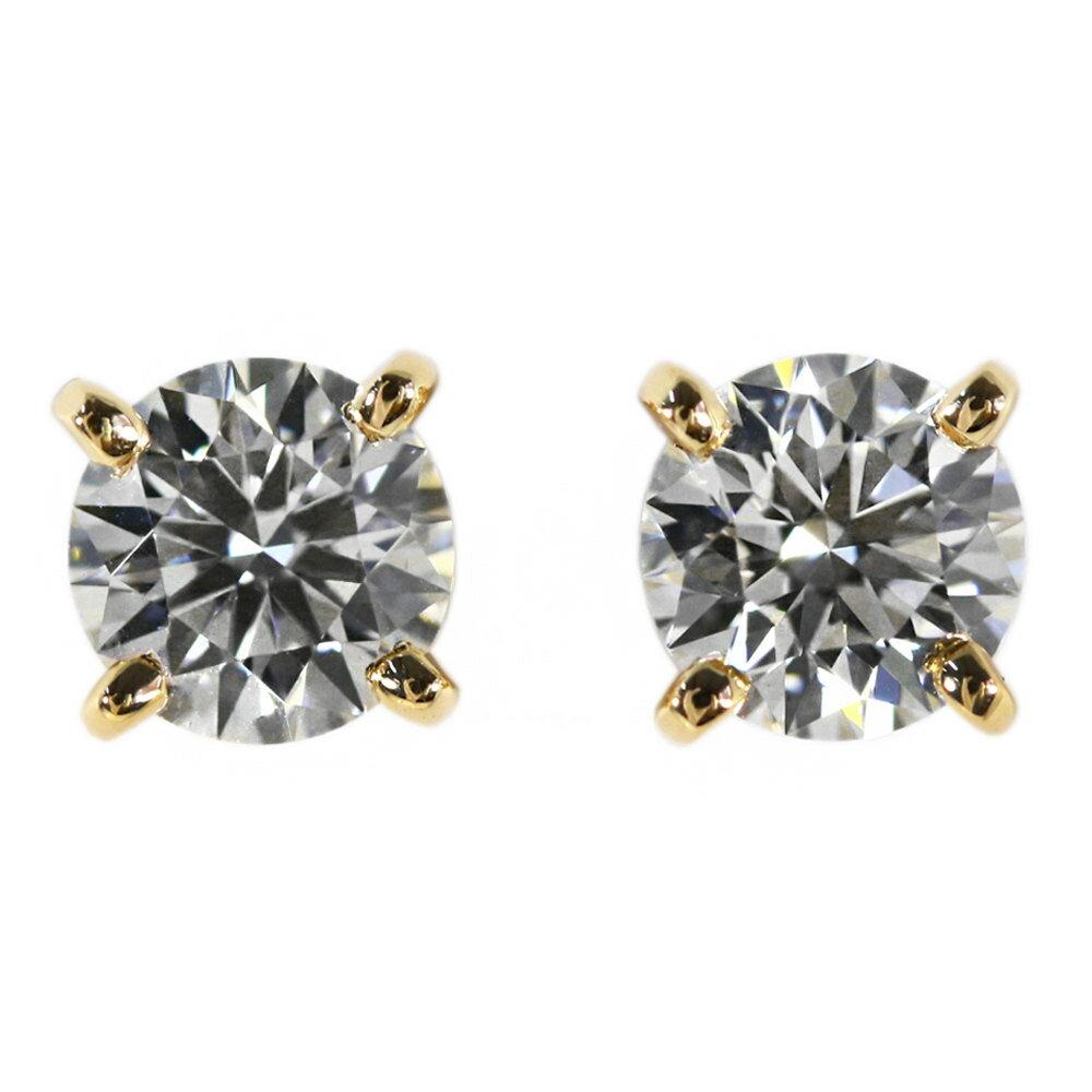 0.2ctダイヤモンドスタッドピアス