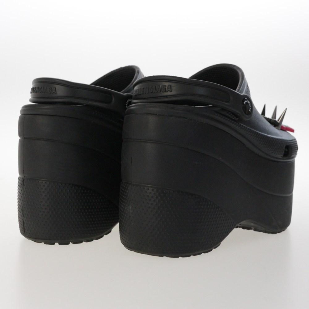 best service 3176a 7bae4 楽天市場】バレンシアガ 18SS・crocs(クロックス)・the Foam ...