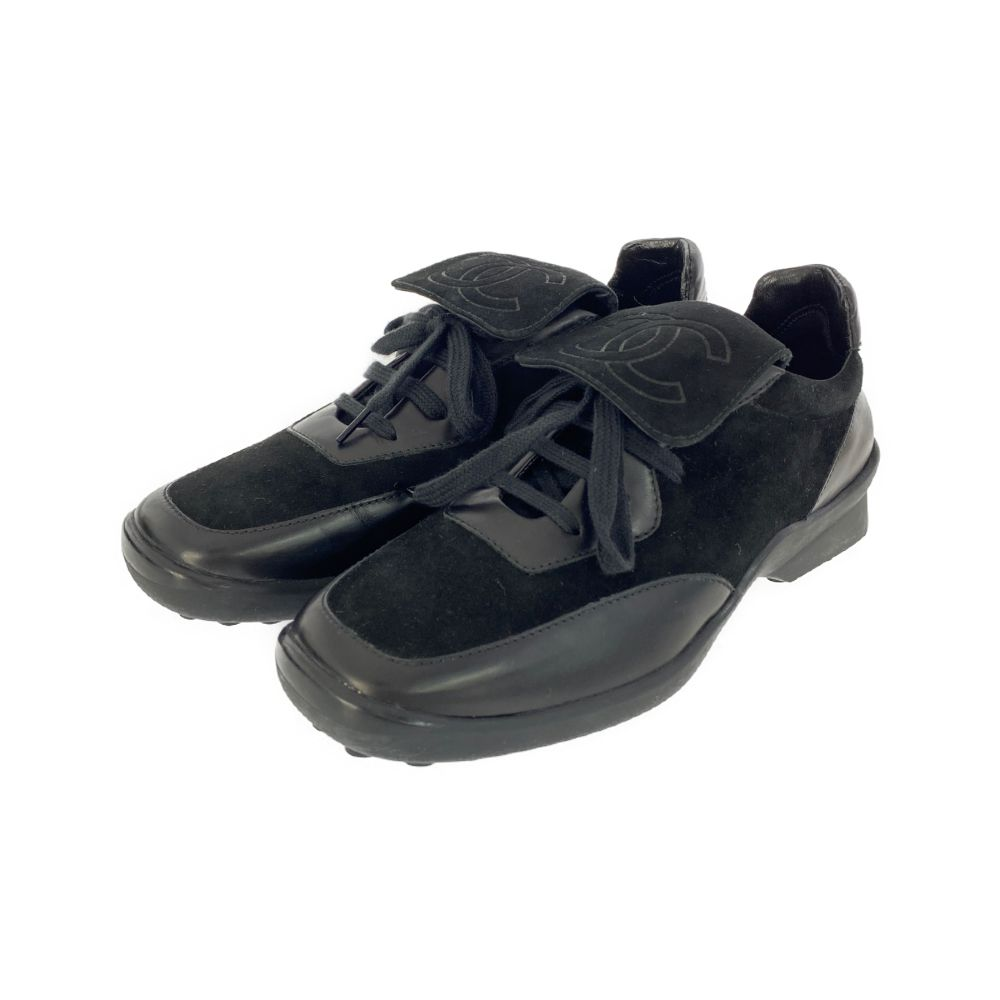 CHANEL sneakers womens A1491136 12CHANELBb201008...