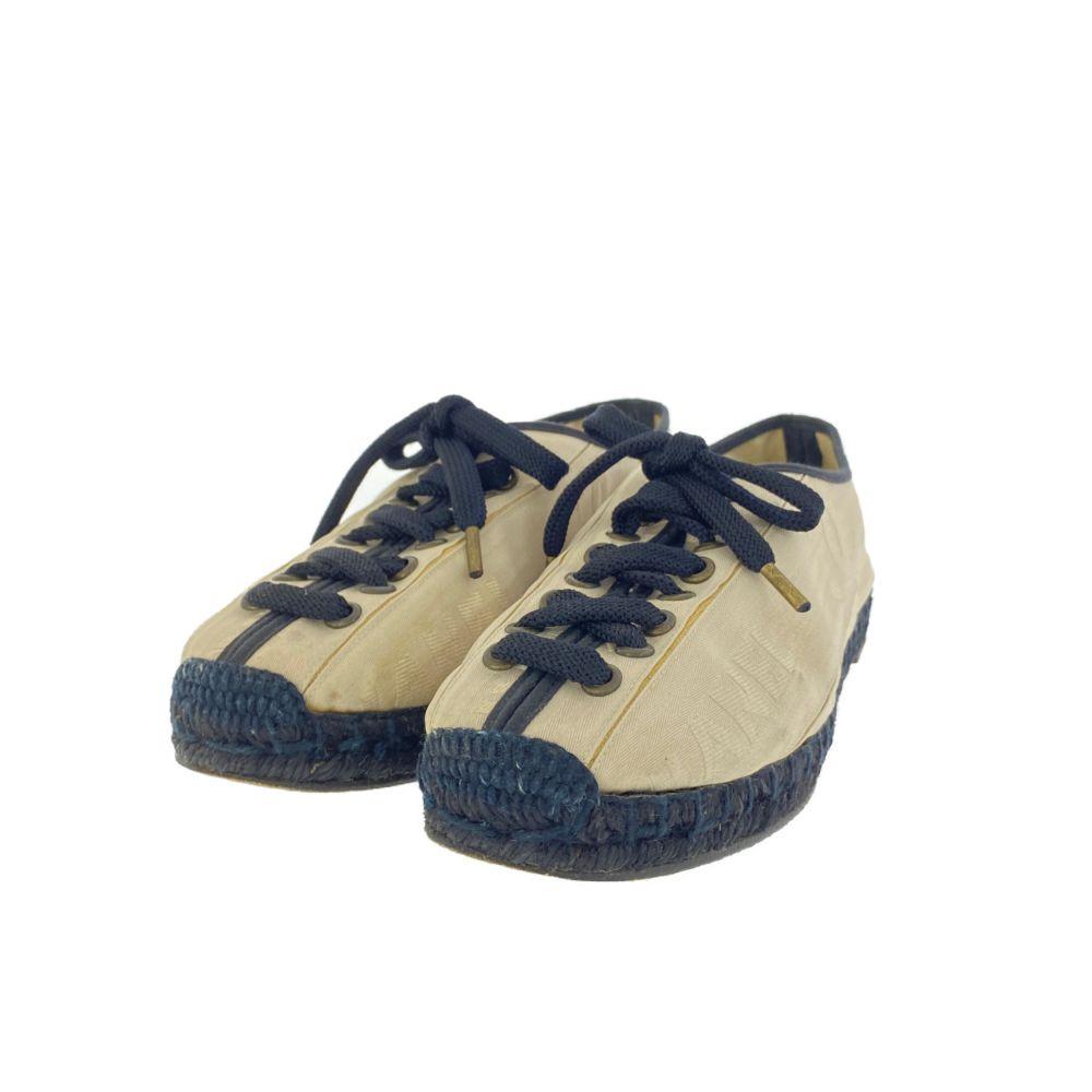 CHANEL sneakers womens 23.5cmCHANELBb20102336689...
