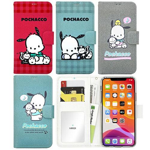 スマートフォン・携帯電話アクセサリー, ケース・カバー 79 Sanrio Pochacco Diary IC Suica iPhone Galaxy