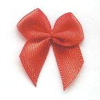 サテン 蝶型リボン 小 1個売 全30色 SHINDO ファッション モチーフ パーツ 手作り アクセサリー SIC-3502