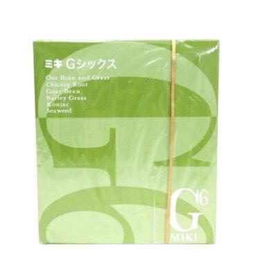【ポイント5倍】第6の栄養素 選ばれた6つの植物 ミキGシックス 30包