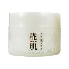糀(こうじ)の保湿成分に着目。化粧水・乳液・美容液効果のある潤いたっぷりクリーム。無香料・...