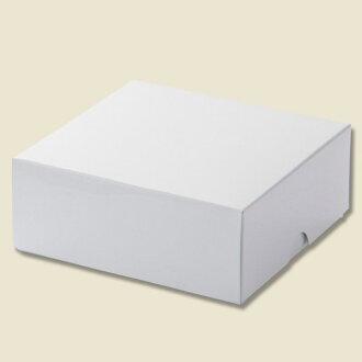 供禮品盒白素色箱子精神皮帶使用的(BE-2)10張裝的G-BOX-40[供供供箱子/禮物/禮物使用的/化妝盒/包/業務使用的/白箱子/發送使用的/禮品/情人節/白色情人節/禮物]