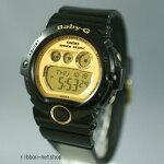 【送料無料】Baby-G腕時計ベビーGブラック×ゴールドBG-6901-1JF【_包装】【_メッセ入力】
