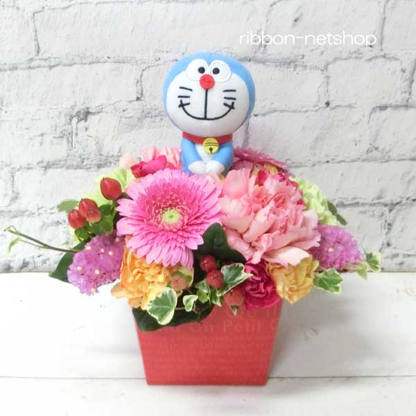 花・観葉植物, フラワーアレンジメント BOX FL-AR-390