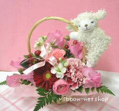 バレンタインのお返しにお花を贈ろう♪【送料無料】【ホワイトデー】【誕生日】メモクリップ・...
