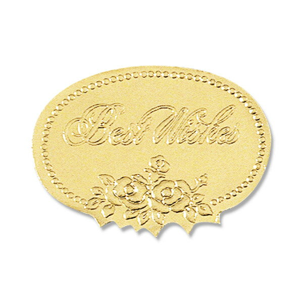 ★ giftcert ★ best wishes gold S ( 100 piece pieces ) GI-S-23