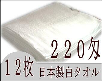 220匁国産タオル