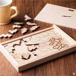 木製パズル「脳ストリッチ」メイン