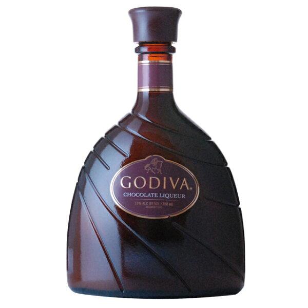ラベル不良 ゴディバチョコリキュール15度750ml箱なしチョコレート お酒洋酒カクテルgodiva酒訳あり訳アリわけありチョ